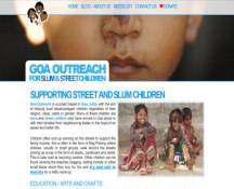 Goa Outreach Charity Work